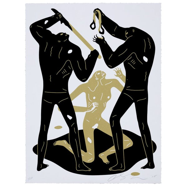 Image of CLEON PETERSON - TO SWAY MINDS - 2018