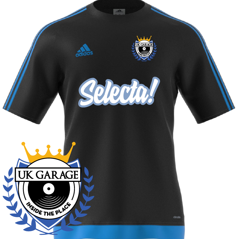 Image of UKG 'Selecta' Football Shirt