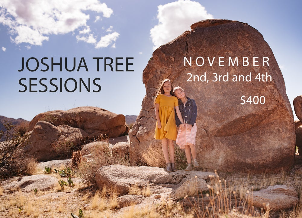 Image of Joshua Tree Session