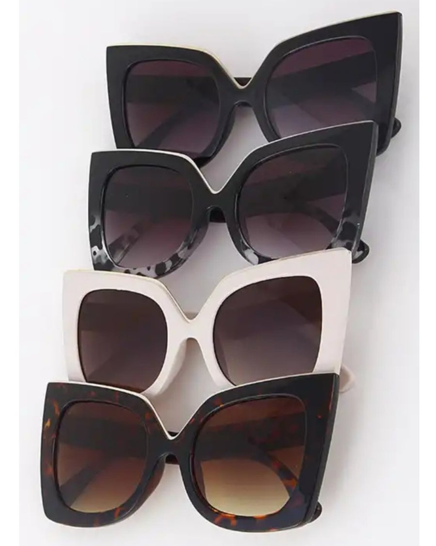 Image of Lulu Cateye Shades