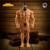 Image of Shirtless Bear-Fighter: Limited Edition No Pants Beariant vinyl - PRE-ORDER!