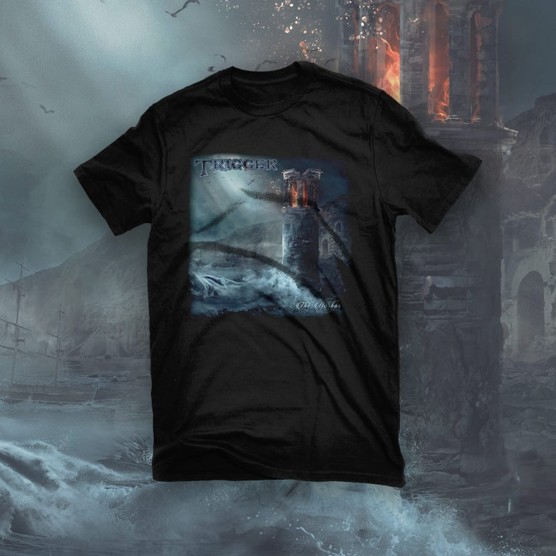 Image of TRIGGER - The Harbor - T-shirt