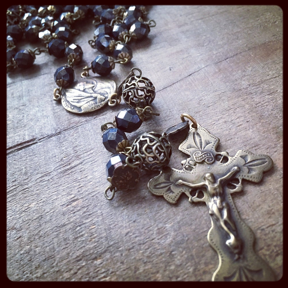 Image of STE. JEANNE D'ARC Rosary (St. Joan of Arc)