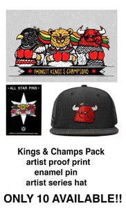 Image of Amongst Kings & Champions Pack