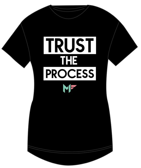 Image of Trust the Process Tee