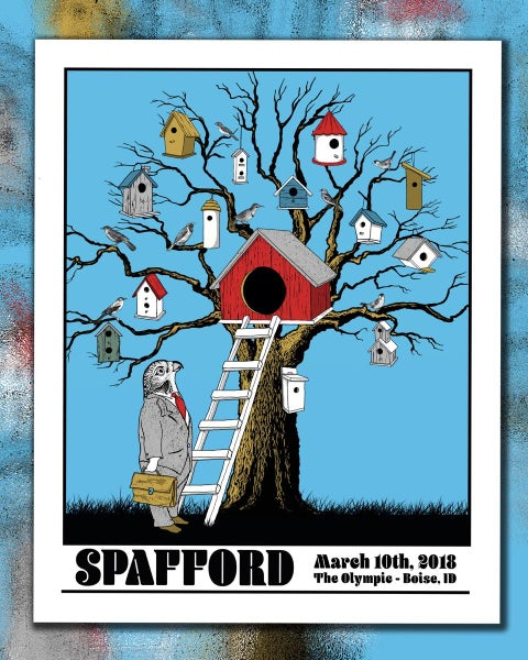 Image of Spafford Boise 3-10-2018