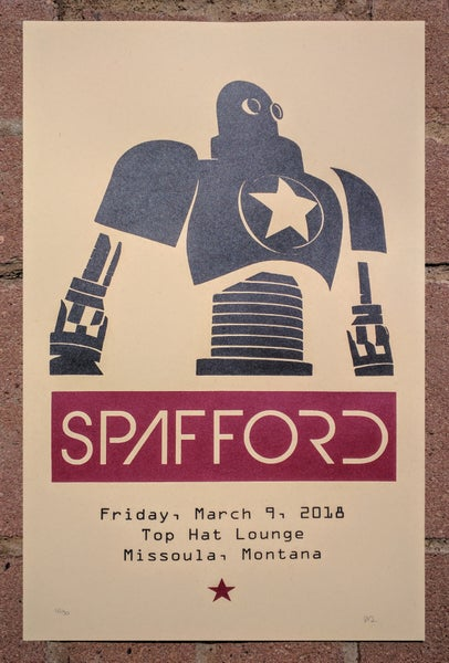 Image of Spafford Missoula 3-9-2018