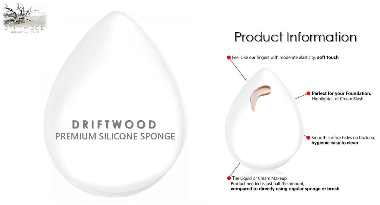 Image of Driftwood Premium Silicone Sponge