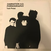 Image of DAMNATION AD Pornography Test Press LP