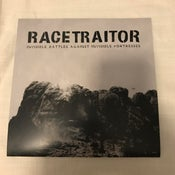 "Image of RACETRAITOR Invisible Battles 7"" Test Press"