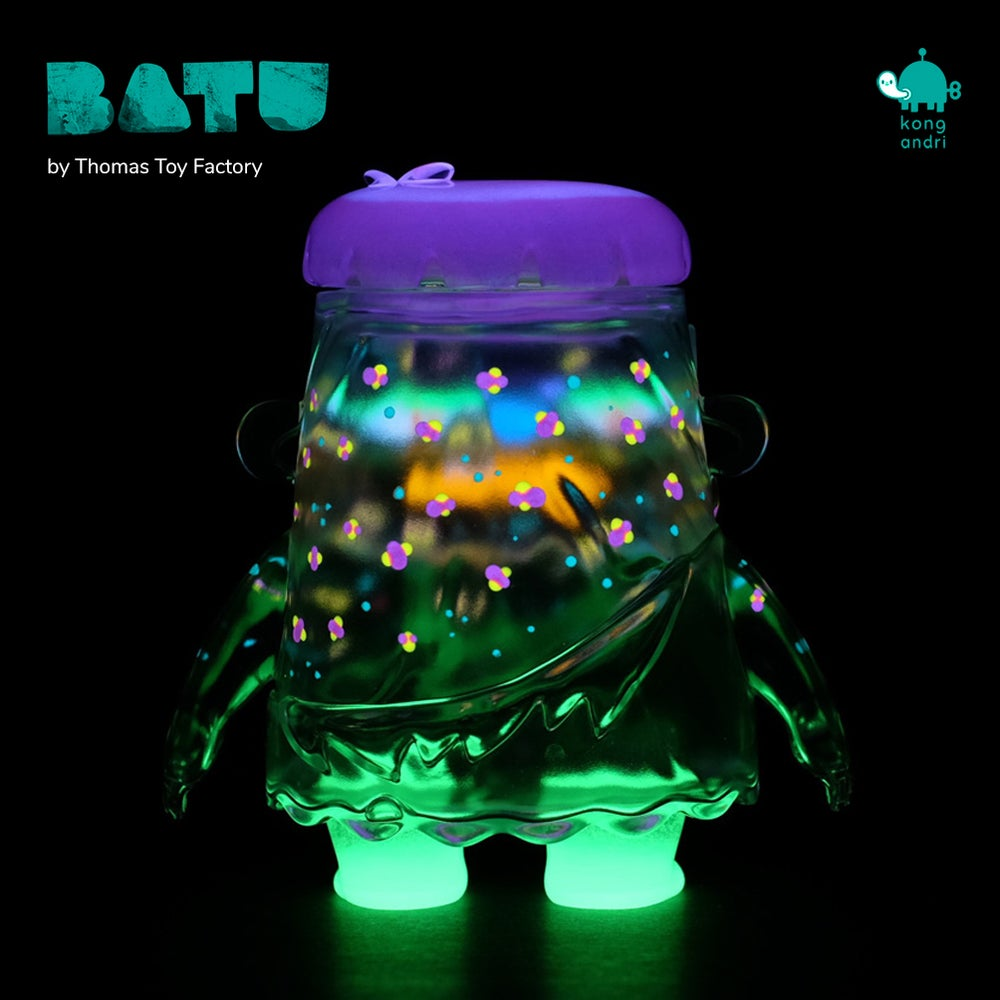 Image of Glow Tribe Batu - 1 by Thomas Toy Factory