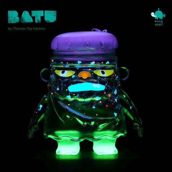 Image of Glow Tribe Batu 2 - by Thomas Toy Factory