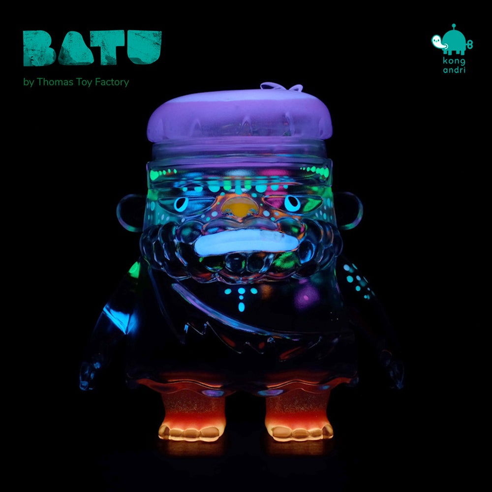 Image of Glow Tribe Batu 3 - by Thomas Toy Factory