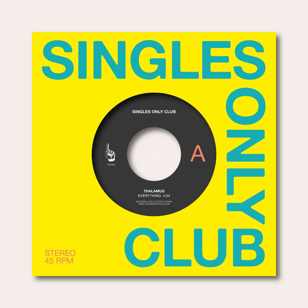 Image of Singles Only Club #004: Thalamus + Coolboxer
