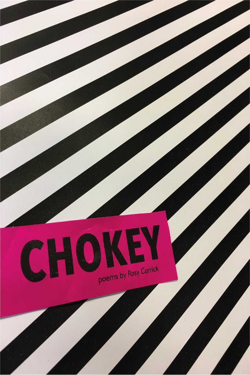 Image of Chokey by Rosy Carrick