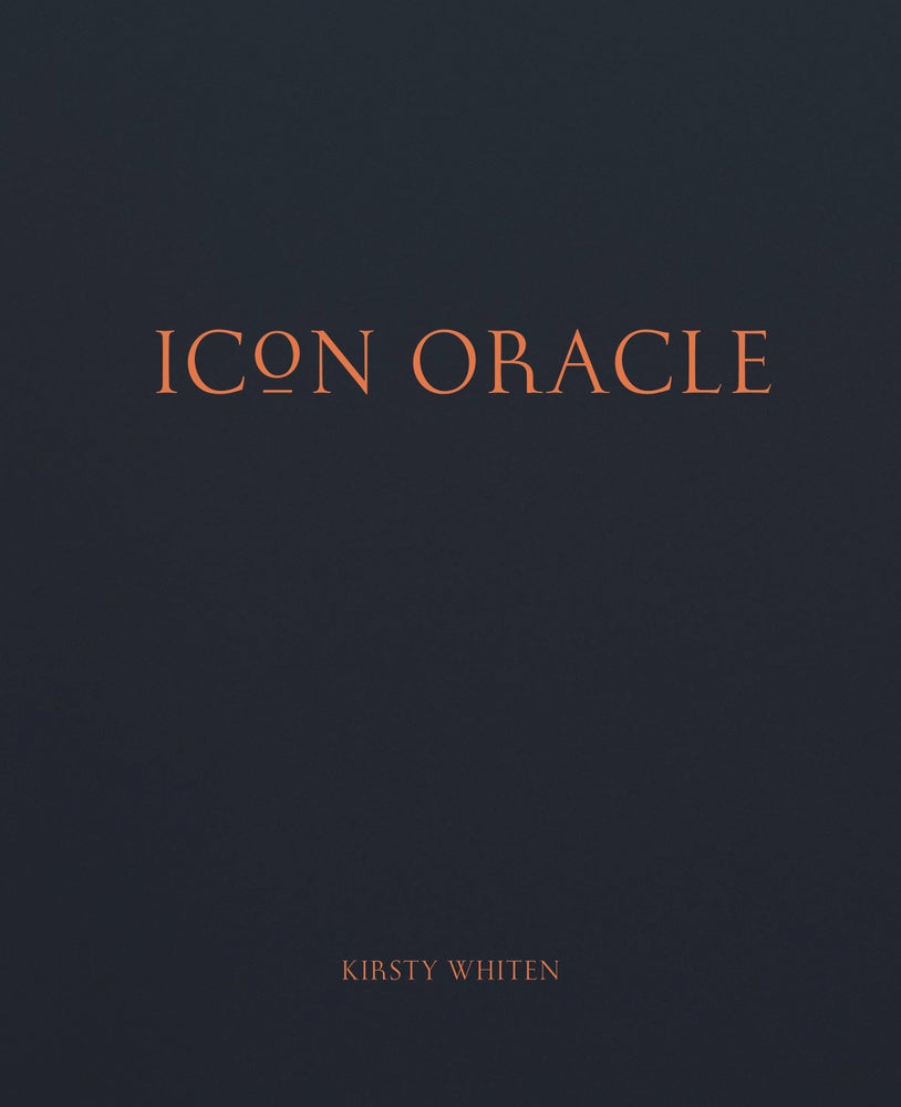Image of ICON ORACLE soft cover artistbook