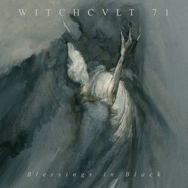 Image of WITCHCVLT 71 - Blessings in Black. LP. Limited Edition Transparent Red Vinyl.