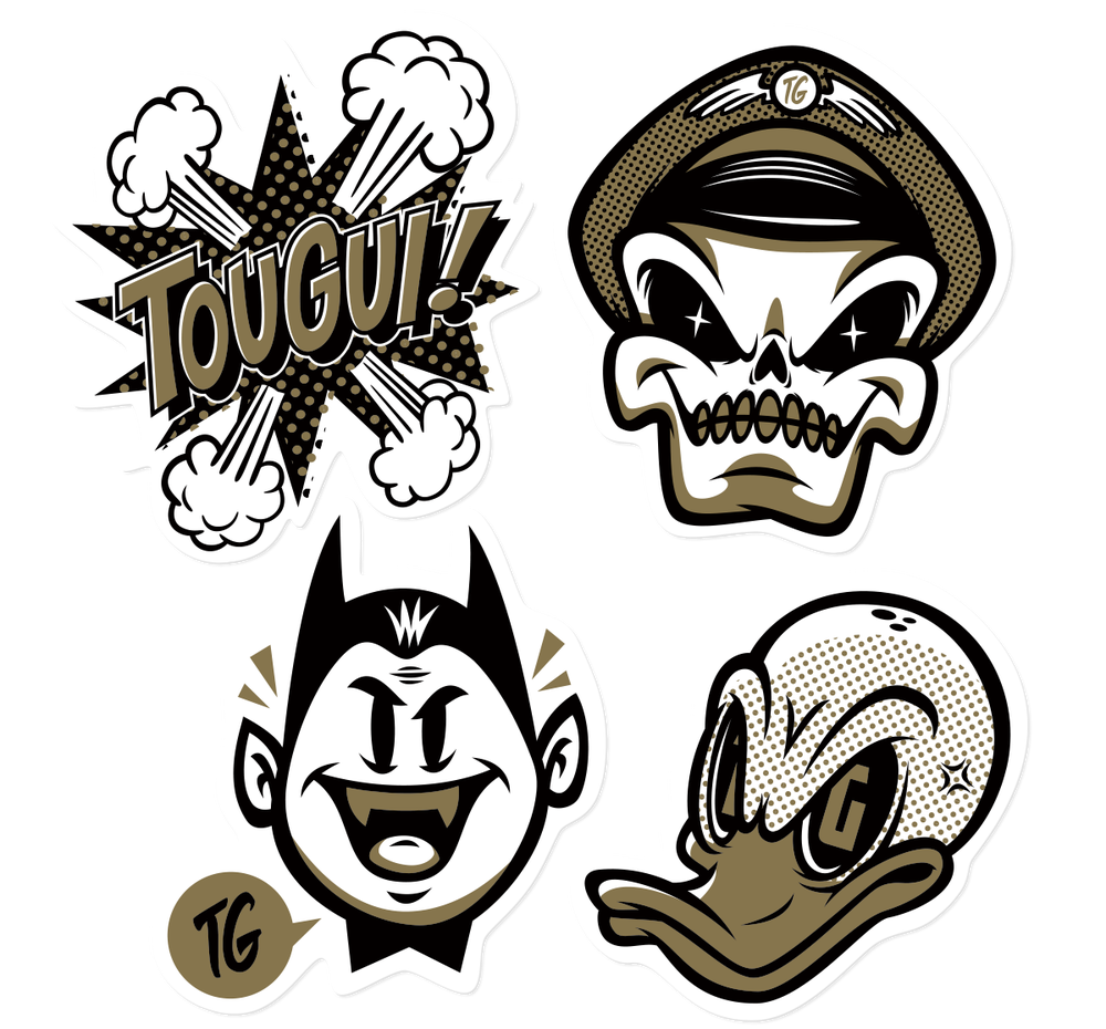 Image of Le Sticker Pack #6