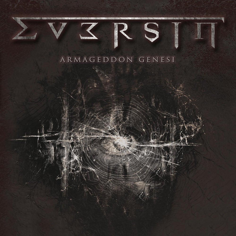 "Image of EVERSIN ""Armageddon Genesi"" digiCD"