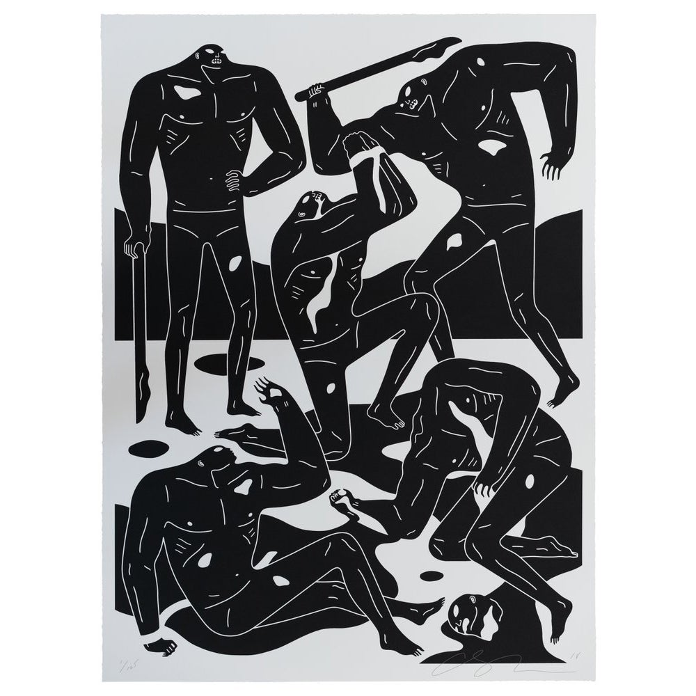 Image of CLEON PETERSON Mercenaries White
