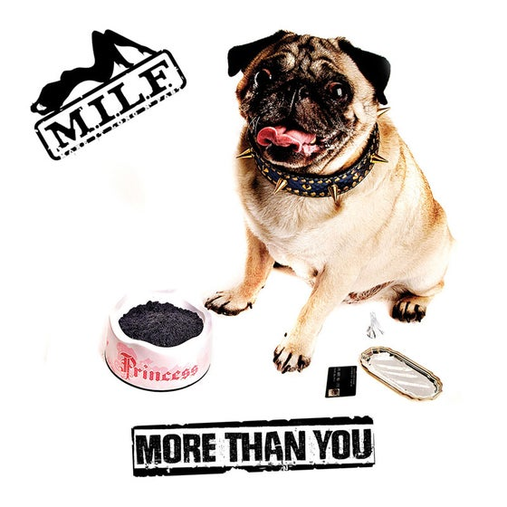 Image of M.I.L.F. - MORE THAN YOU Album