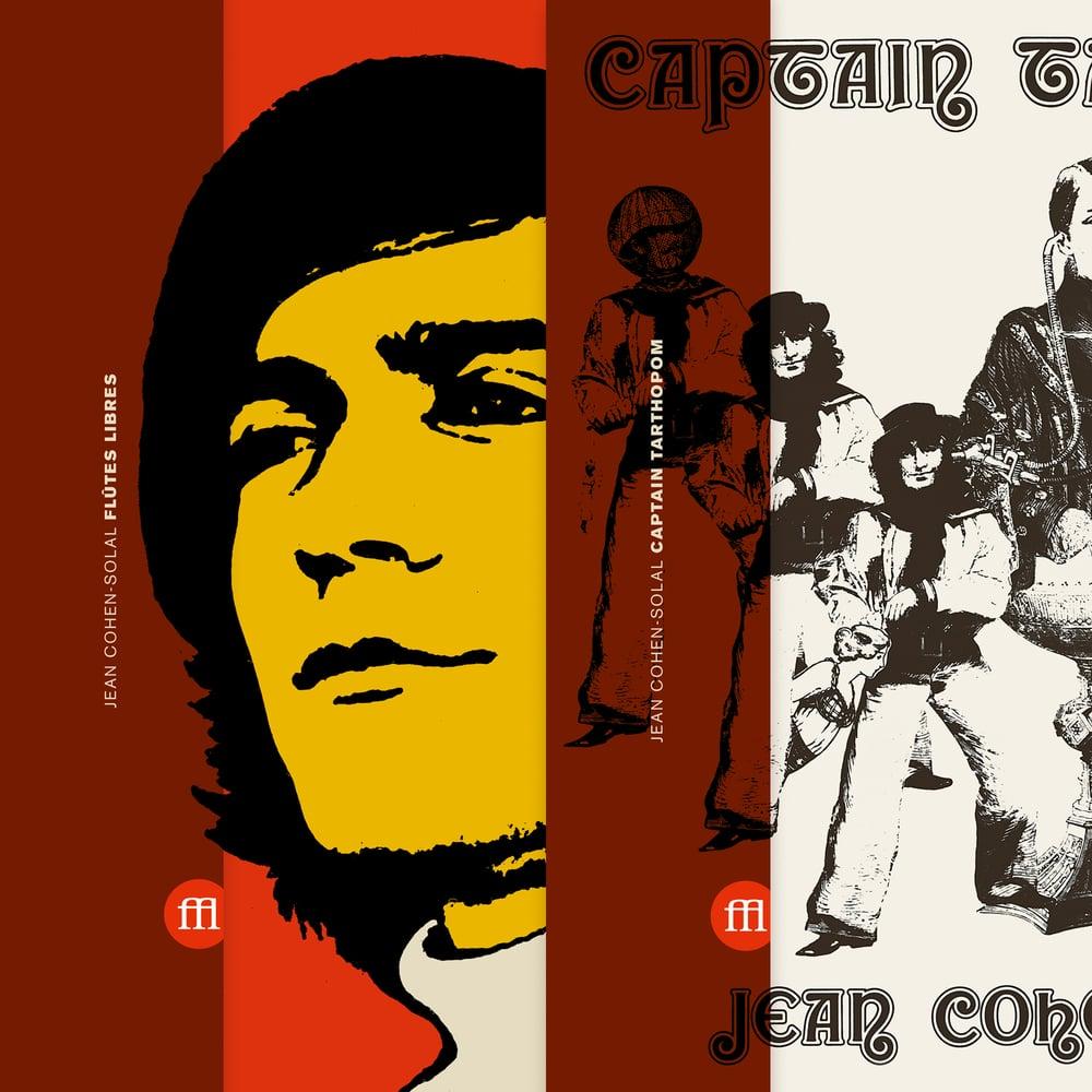 Image of JEAN COHEN-SOLAL - Flûtes Libres / Captain Tarthopom Bundle