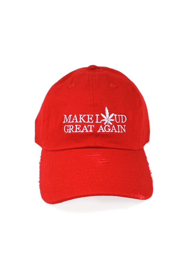 Image of Make Loud Great Again Hat