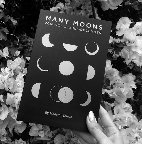 Image of MANY MOONS SECOND PRINTING