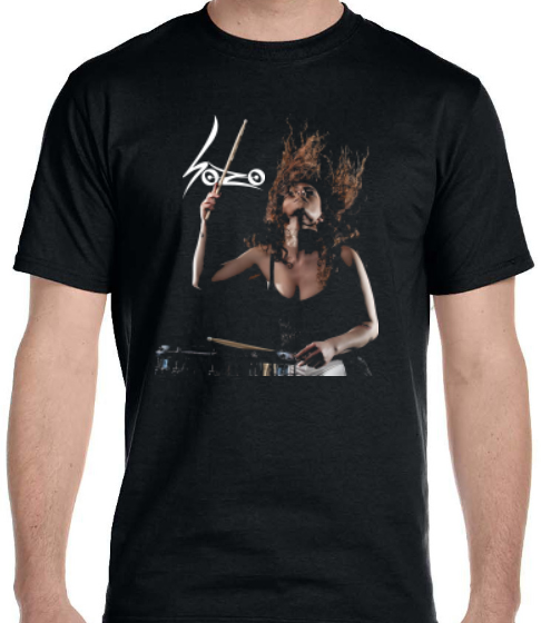 Image of Official SoZo T-Shirt w Image/Logo