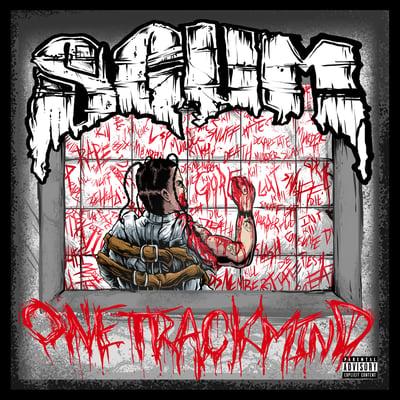 Image of SCUM : ONE TRACK MIND CD