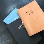 Image of Fringe Supply Co. memo book