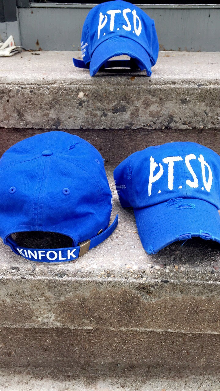 Image of Post Traumatic Streets Disorder (P.T.S.D) Crown