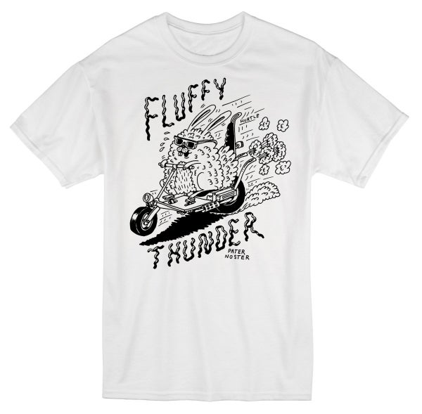 Image of Fluffy Thunder Tshirt