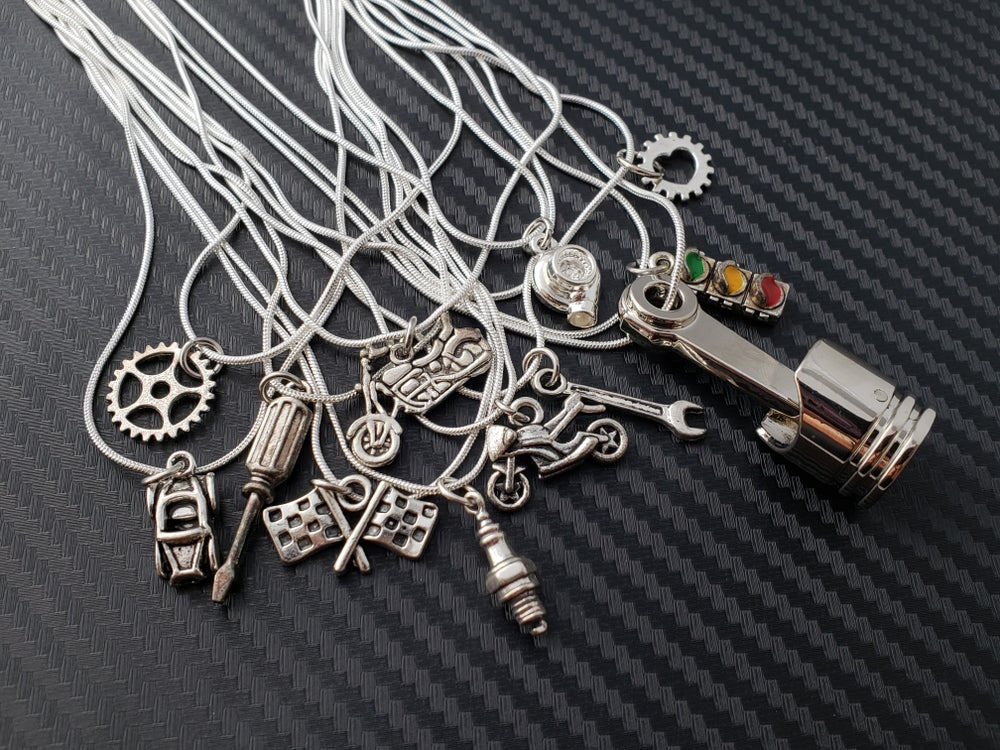 Image of Motorsport Necklaces
