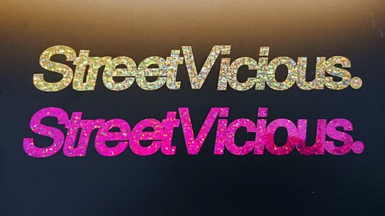"Image of Street Vicious Simple 8"" - Glitter"