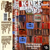 "Image of K-DEF ""BEATS FROM THE 90's"" VOLUME 1 (10 Year Anniversary) Cassette"