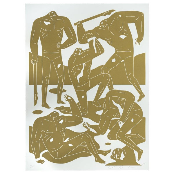 Image of CLEON PETERSON MERCENARIES GOLD