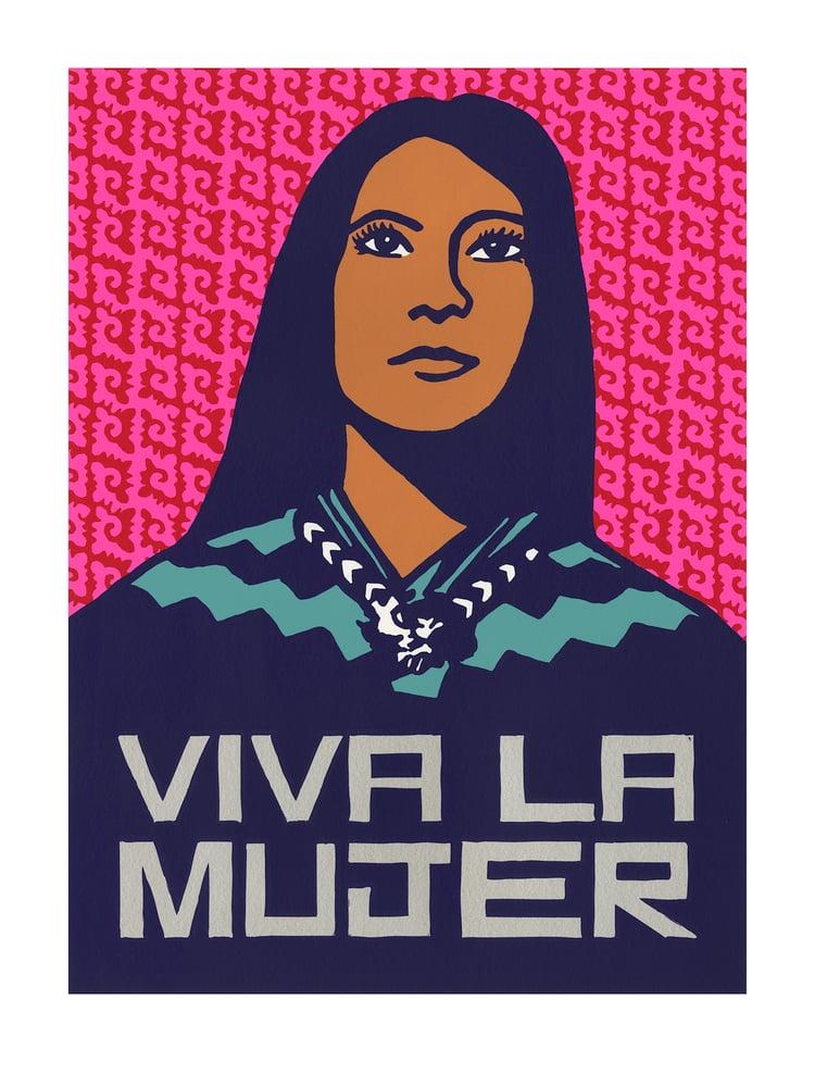 Image of Viva La Mujer (Large Print, 2018)