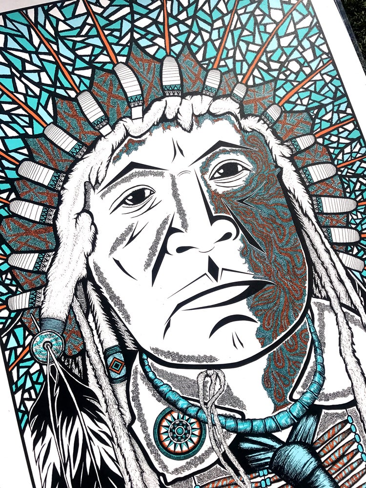 """Image of """"The Chief"""" Main Edition of 100"""