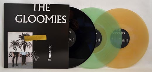 Thrill Me Records The Gloomies Romance 12 Quot Lp