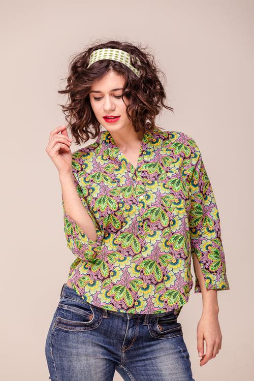 Image of Camisa Petunia Varios