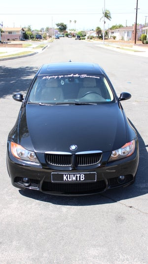 Image of KUWTB Windshield Banner