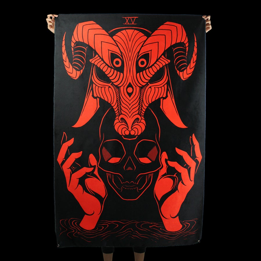 Image of THE DEVIL TAPESTRY