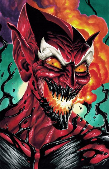 Image of Red Goblin