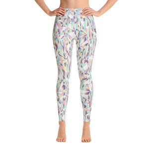 Image of Crystal Yoga Leggings