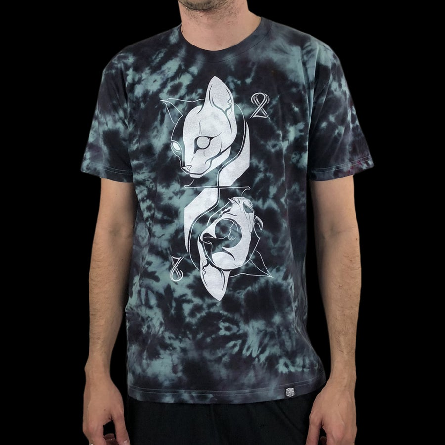 Image of KING CAT tie-dye
