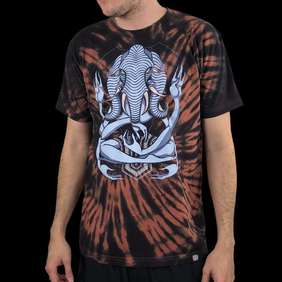 Image of THE MAGICIAN Tie-dye