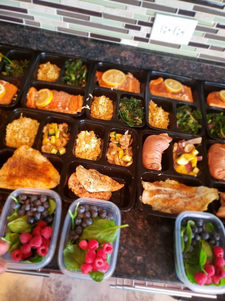 Image of Meal prep
