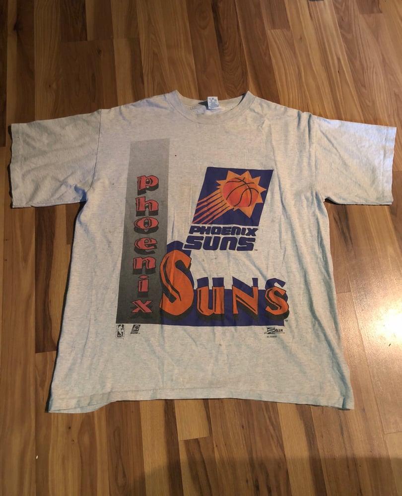 best service 4d102 b4a03 Vintage Salem sportswear Phoenix suns shirt