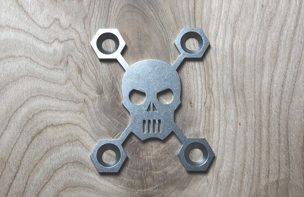 Image of Skull - Stainless Steel